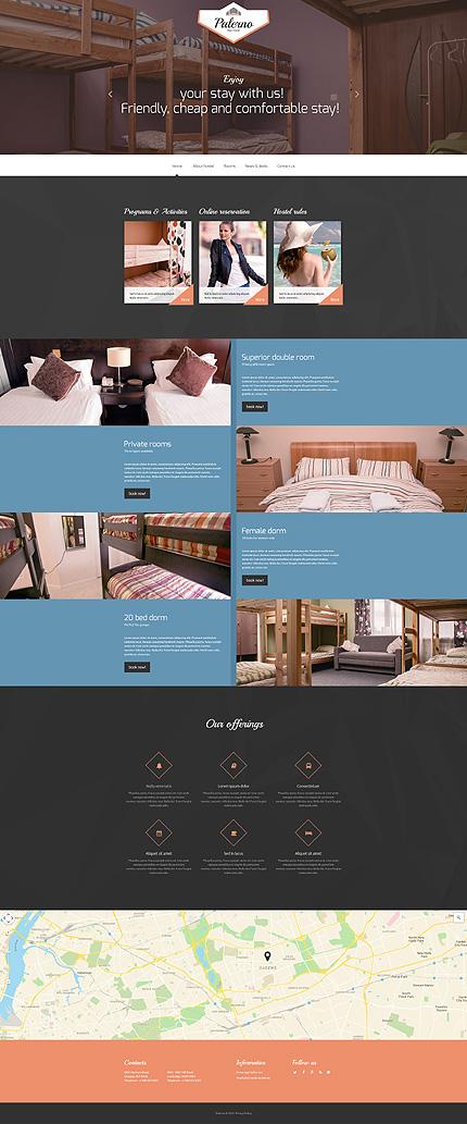 Sablon de | Hoteluri | ID: 2193