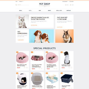 template | Animals & Pets