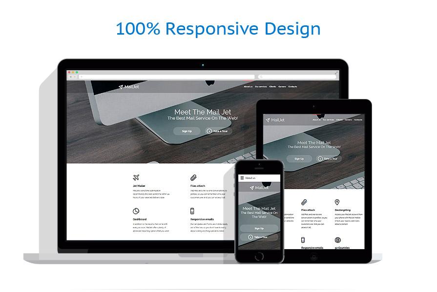responsive template | Internet | ID: 2281