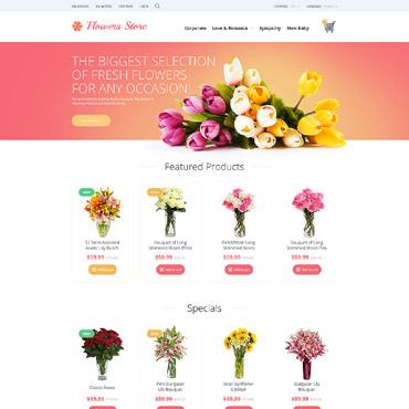 template | Flowers | ID: 2285