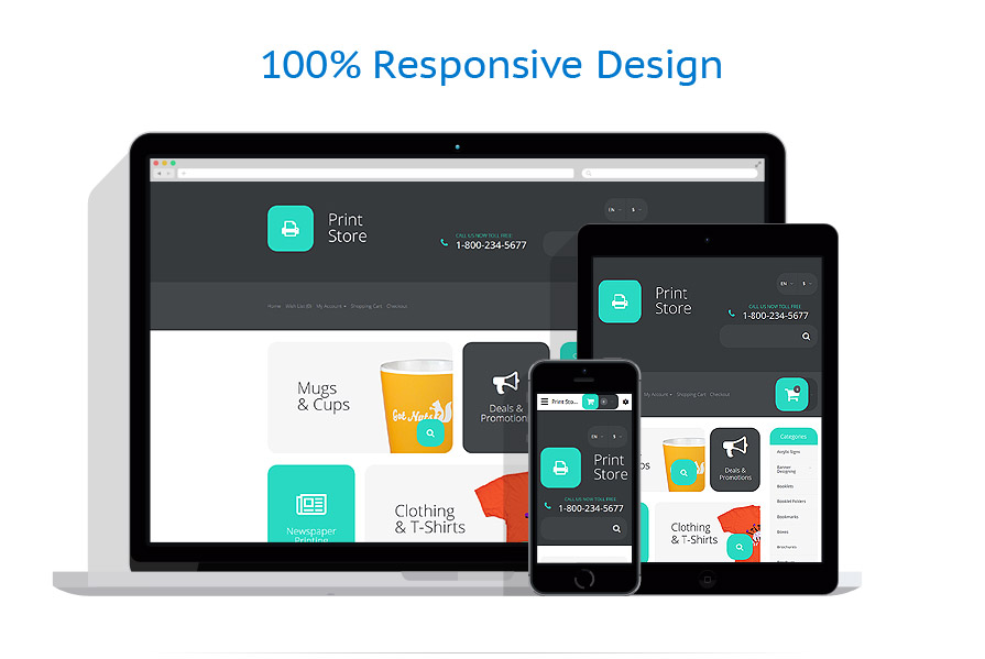 responsive template | Art & Photography | ID: 2290