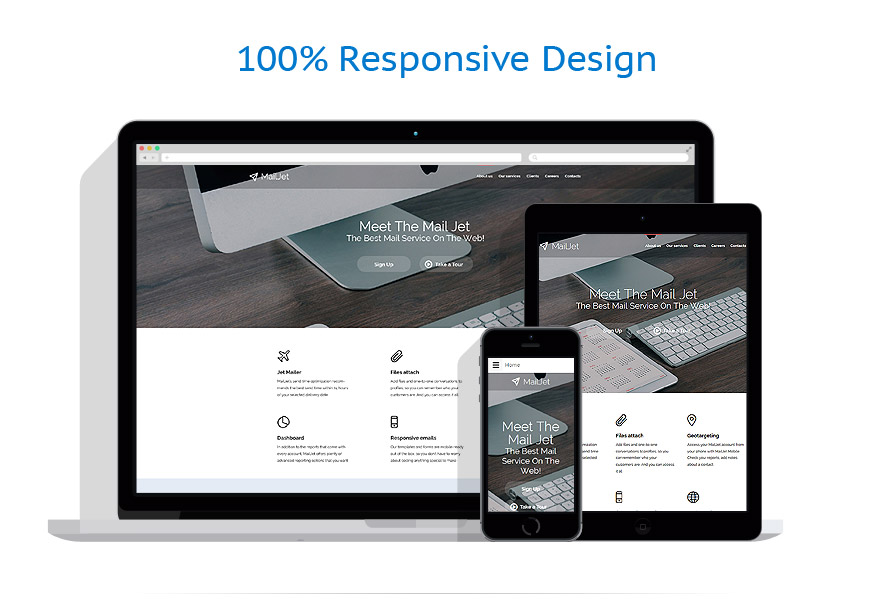 responsive template | Internet