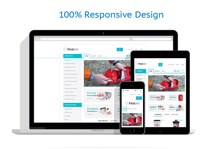 responsive template | Medical