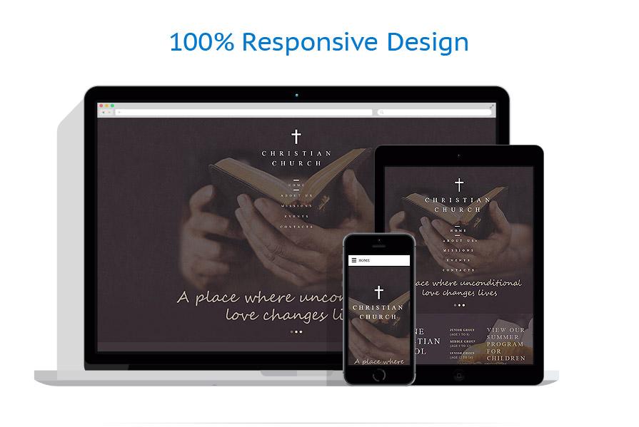 responsive template | Religious | ID: 2338