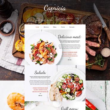 Sablon de   Cafenele & Restaurante   ID: 2353