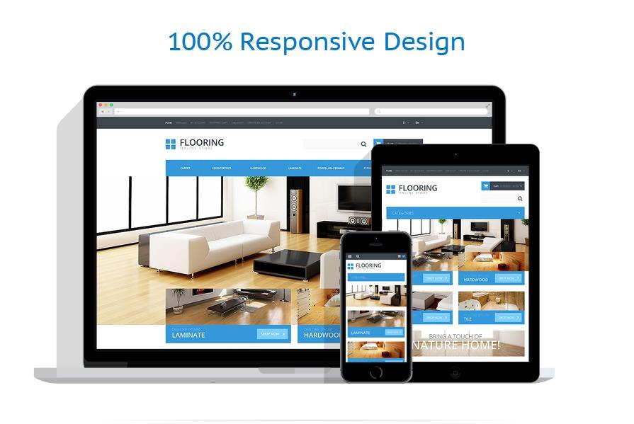 Sablon responsive de | Design Interior & Mobila | ID: 24