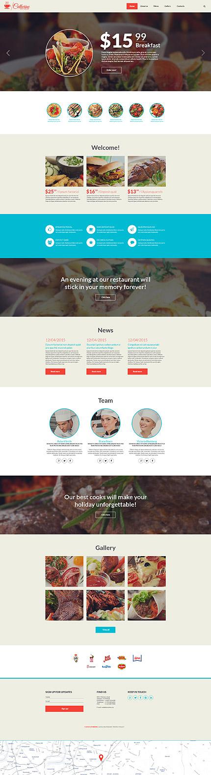 Sablon de   Cafenele & Restaurante   ID: 2409