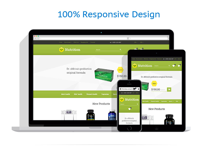 responsive template | Medical | ID: 2428