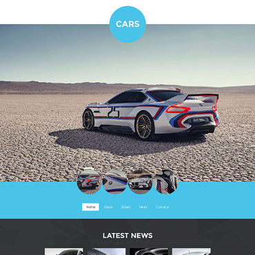 template | Cars