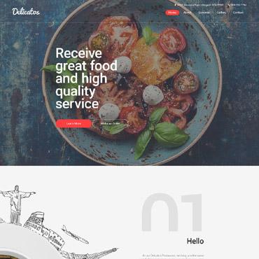 Sablon de | Cafenele & Restaurante | ID: 2485