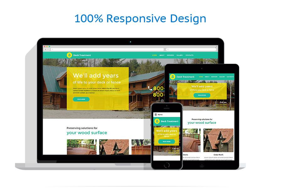Sablon responsive de   Design Interior & Mobila   ID: 2492