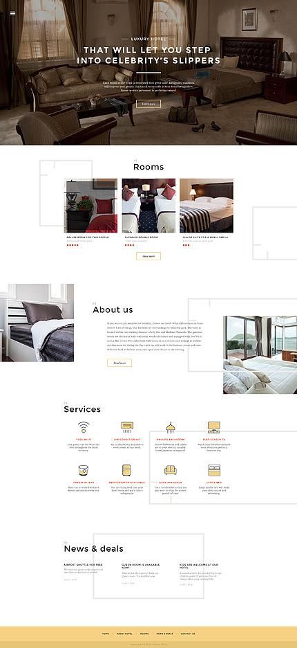Sablon de | Hoteluri | ID: 2499