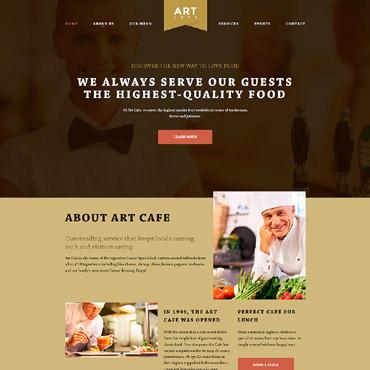 Sablon de | Cafenele & Restaurante | ID: 2516