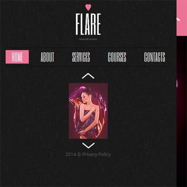 template | Fashion | ID: 252