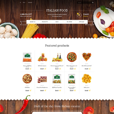 template | Cafe and Restaurant | ID: 2559