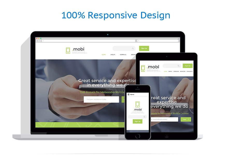 responsive template | Communications | ID: 2563