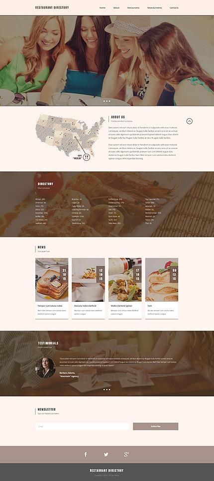 Sablon de | Cafenele & Restaurante | ID: 2577