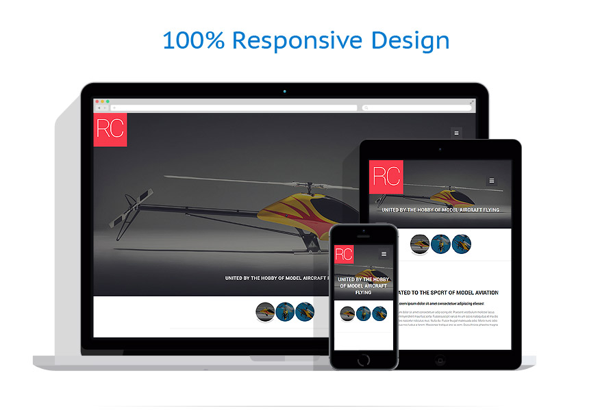 Sabloane responsive de website | Divertisment