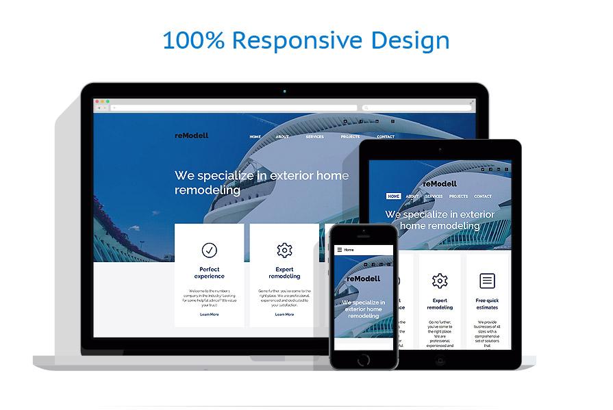Sablon responsive de   Design Interior & Mobila   ID: 2581
