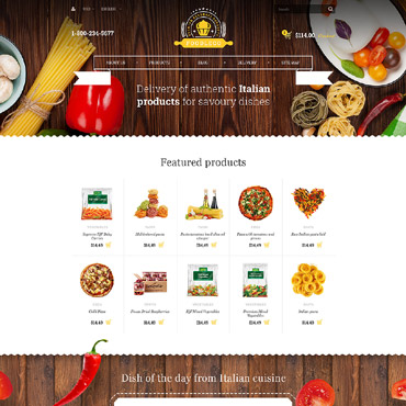 template | Cafe and Restaurant | ID: 2589