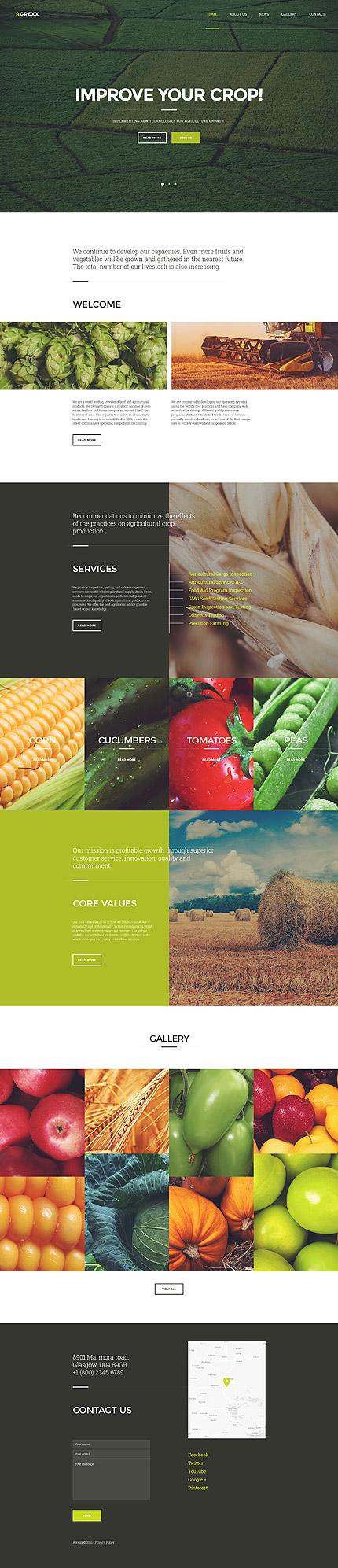 Sablon de | Agricultura | ID: 2593