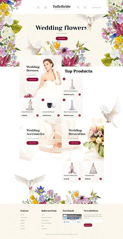 template | Wedding | ID: 2609