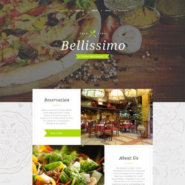 Sablon de   Cafenele & Restaurante   ID: 2615