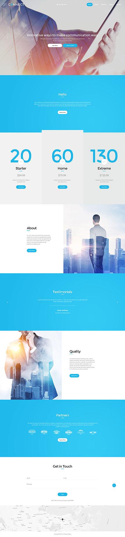 template | Communications | ID: 2616
