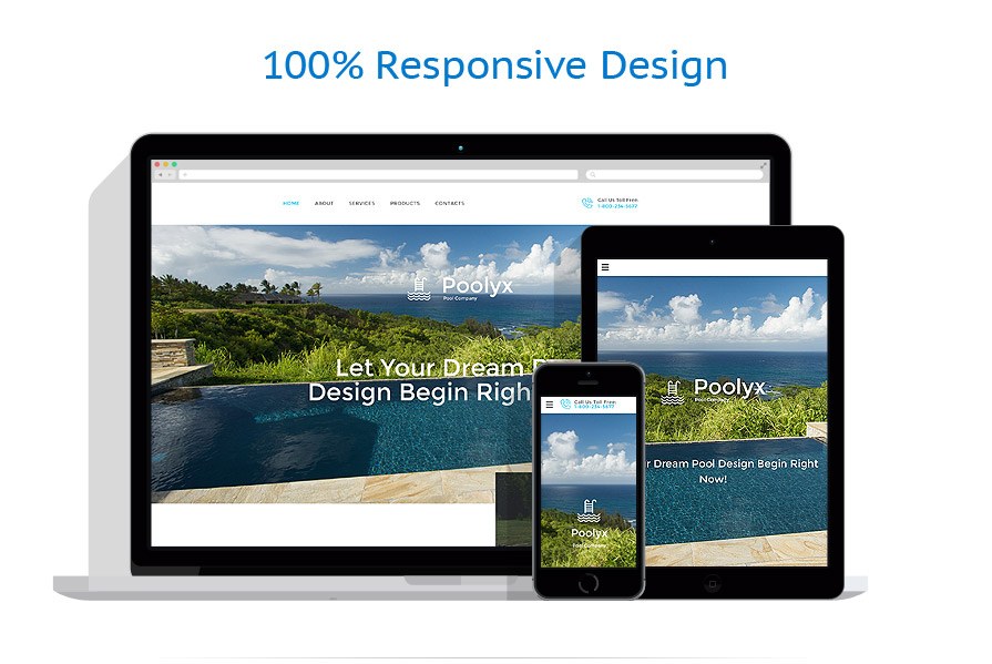 responsive template | Maintenance Services | ID: 2621