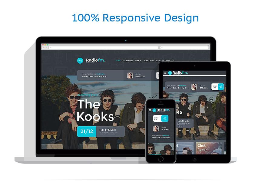responsive template | Entertainment | ID: 2622