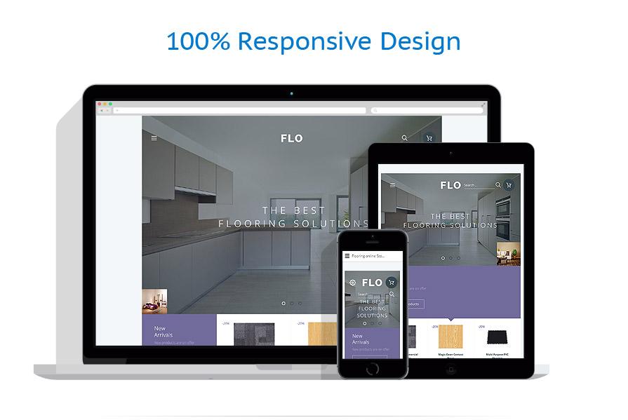 Sablon responsive de | Design Interior & Mobila | ID: 2661
