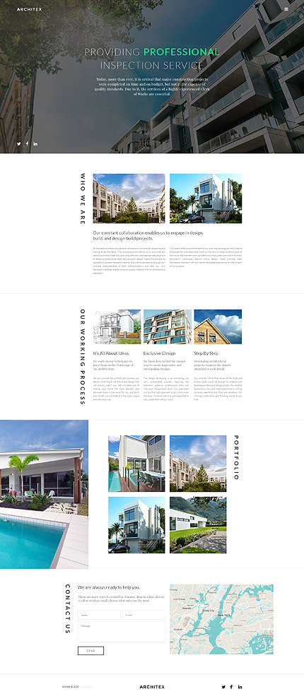 Sablon de | Arhitectura | ID: 2682