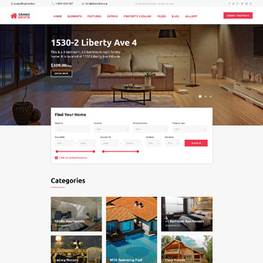 template | Real Estate | ID: 2730