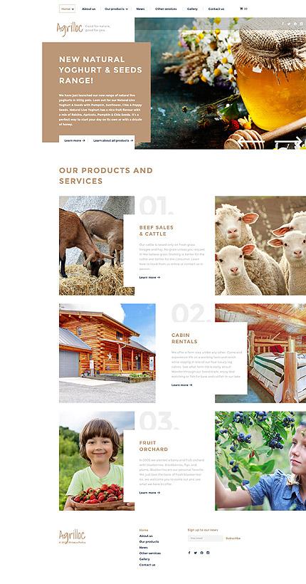 Sablon de   Agricultura   ID: 2745