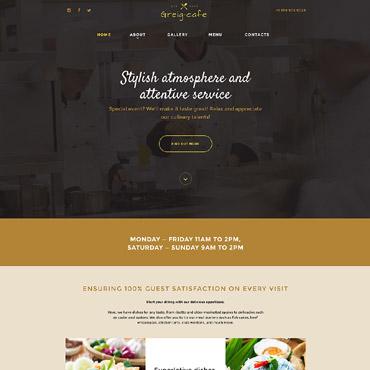 Sablon de | Cafenele & Restaurante | ID: 2760