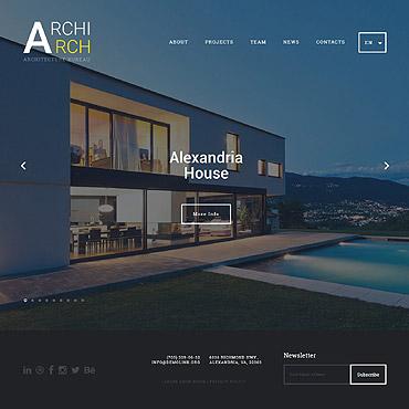 Sablon de | Arhitectura | ID: 2762