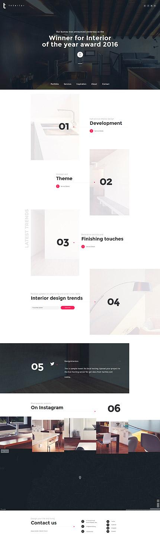 Sablon de | Design Interior & Mobila | ID: 2763
