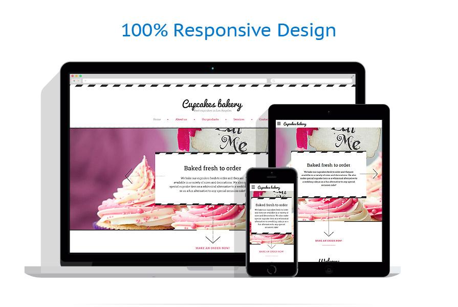 responsive template | Food & Drink | ID: 2767