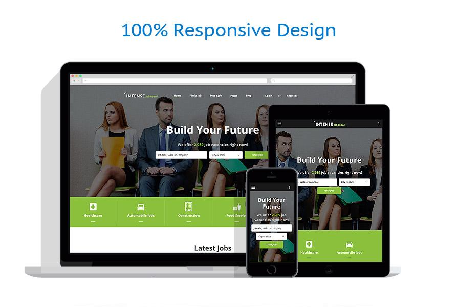 Sablon responsive de | Business | ID: 2775