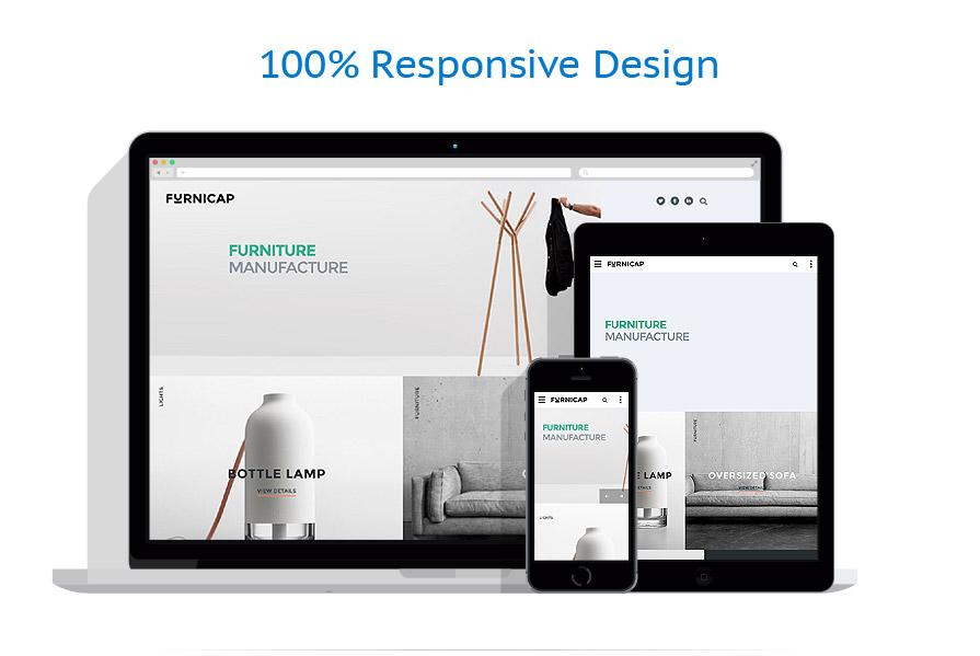 Sablon responsive de | Design Interior & Mobila | ID: 2777