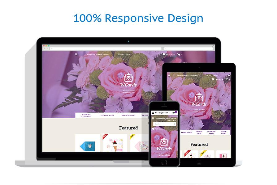 responsive template | Wedding | ID: 2779