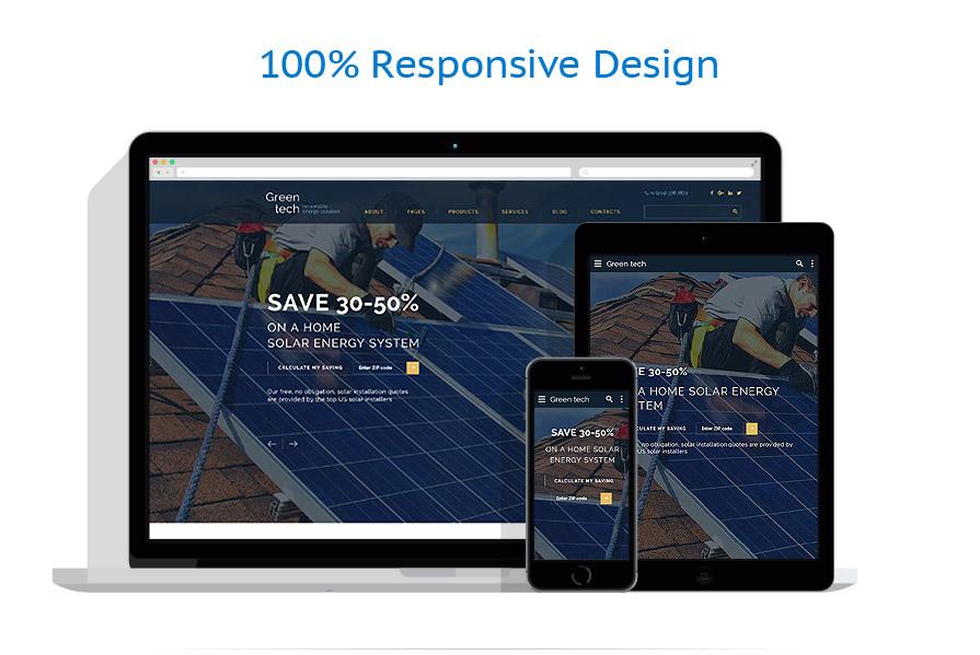responsive template | Alternative Power | ID: 2790