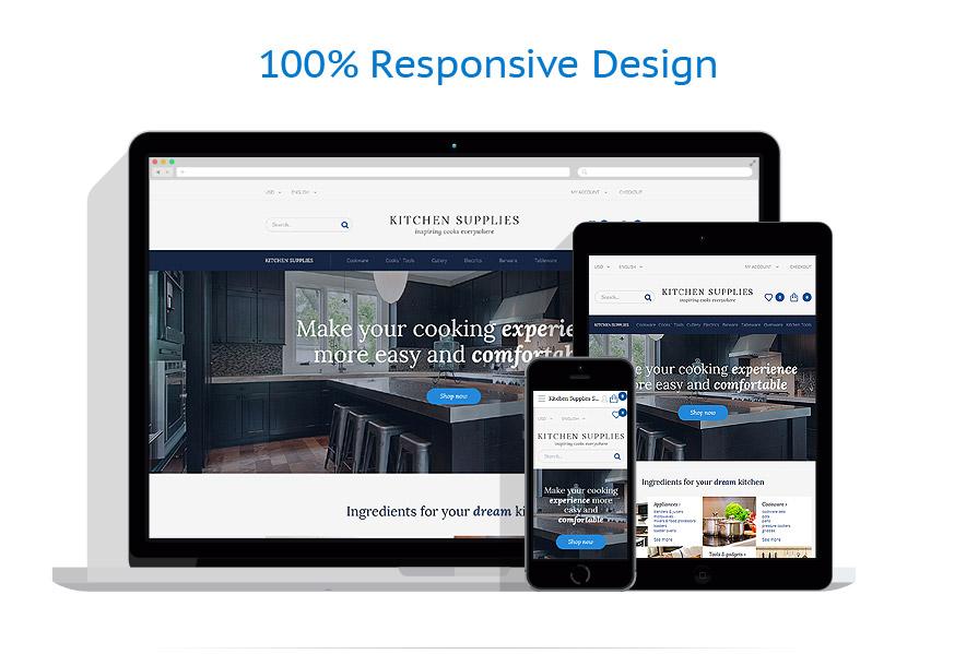 responsive template | Interior & Furniture | ID: 2794