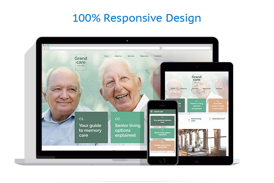 responsive template | Society & Culture