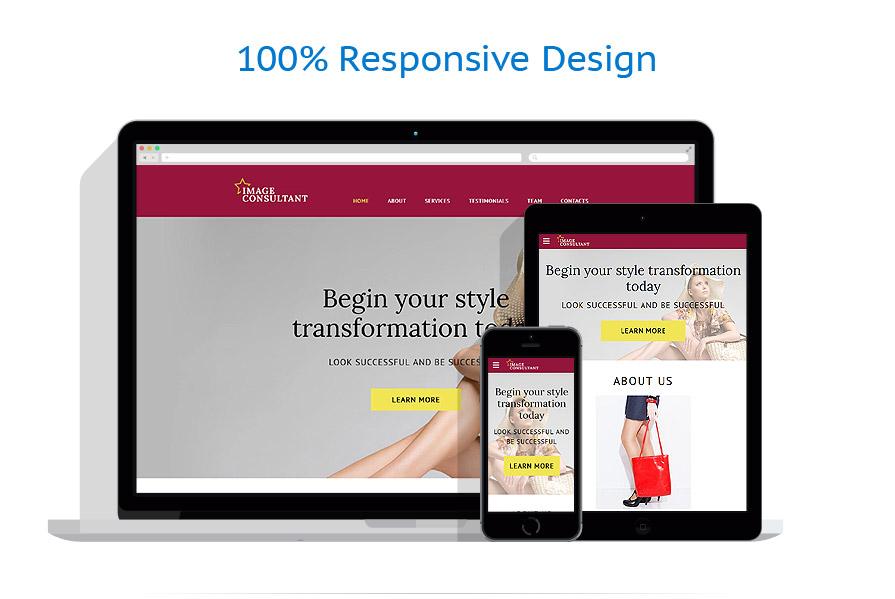 responsive template | Fashion | ID: 2816