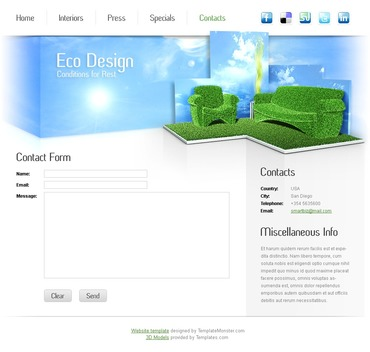 template   Interior & Furniture   ID: 2861