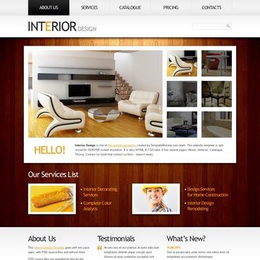 template | Interior & Furniture | ID: 2883