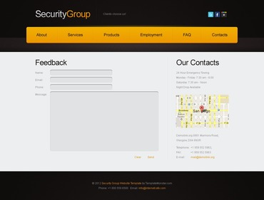 template | Security | ID: 2912