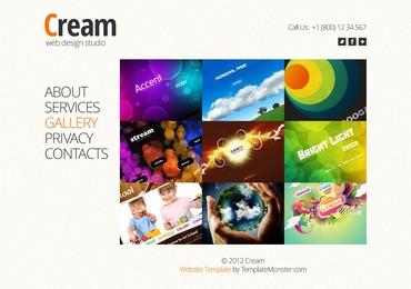 template | Web design | ID: 2924