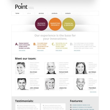 template | Business | ID: 2934